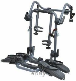 Peruzzo Bike Car Rack Rear Boot Pure Instinct 2 Bike Rear Carrier Black