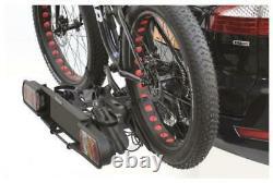 Peruzzo Bike Racks Tow Bar Mounted 708/4W