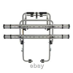 Peruzzo Padova Rear Car Boot 2 Cycle Carrier Bike Rack Bicycle Holder Rear Hatch