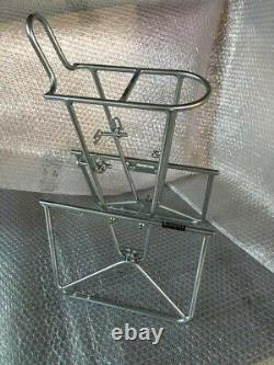 Portapacchi bicicletta Nitto Campee Japan 27F+27R luggage rack bike front + rear