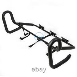 Powder Coated QR Fork Mounting Pickup Truck Trunk Bed Bike/Bicycle Rack Carrier