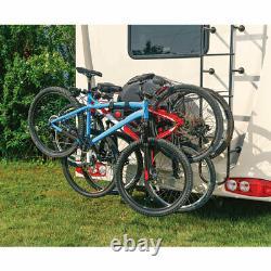 Pro Series Eclipse 4 Bike Rack Carrier Rear Hitch Mount 2 Inch