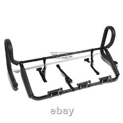 Quick Release MILD Steel Fork Mounted Pickup Truck Bed Bike Rack Bicycle Carrier