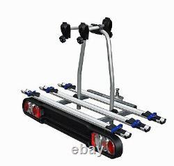 Race 3 Rear Bicycle Rack Carrier Towbar 3Räder
