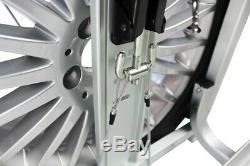 Rear Bike Rack Spare Wheel Mounting Off-Road Vehicles Landrover Defender