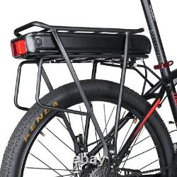 Rear Rack Battery 36V 20Ah 48V 15Ah Electric bike Battery With Layer Luggage