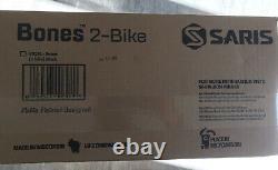 SARIS Bones 2 Bike Rear Car Rack Carrier Cycle Travel Holder Boot Hatch