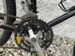 SPECIALIZED Hard Rock Hybrid Bike 17 in Frame 21 Speed Rear Bike Rack NICE