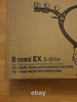 Saris Bones EX 3-Bike Bike Rack 803 Black new sealed