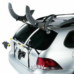Saris Gran Fondo 2 Bike Car Rack Rear Trunk Cycle Carrier Fit 26 27.5 29 700c