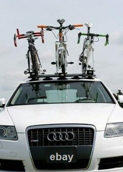 SeaSucker Bomber Car Roof Boot Rack For 3 Bikes (BODY ONLY!)