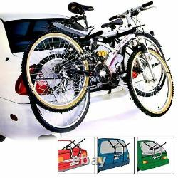 Smart Fortwo Coupe 07-on 2 Bicycle Rear Mount Carrier Car Rack Bike Cycle