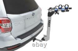 Subaru 4 BIKES Hitch Mounted Bike Rack OEM Thule Oem SOA567B041