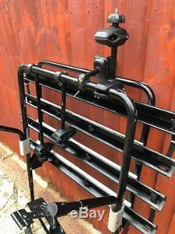 THULE 973 backpac rear bike carrier camper van estate 4 bikes
