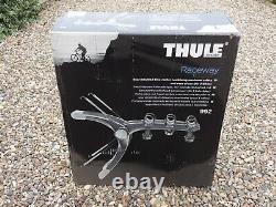 THULE Raceway 992 rear mounted bike carrier