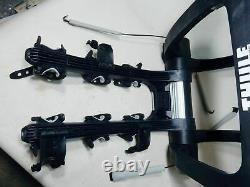 Thule 9002 Raceway 3 Bike Rear Mounted Bike Rack Good Condition Need N126 Keys