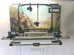 Thule 911 Wanderway Rear Mounted Cycle Carrier Vw Transporter T6 When Fitted Wit
