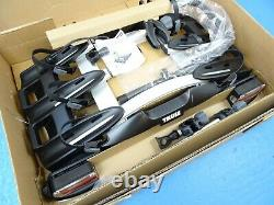Thule 927002 Compact 3 Bike Towbar Carrier UK Fitting 7 Pin Socket TH06