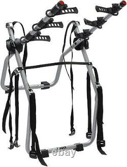 Thule 968 Freeway Bicycle Carrier Rear-Mounted for 3 Bikes