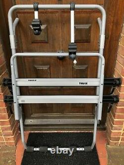 Thule Backpac 973 Bike Carrier Rear Mounted. Excellent condition. Key locking