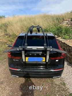 Thule OutWay Platform 2 Immaculate Condition ONLY USED ONCE Holds 2 Bikes