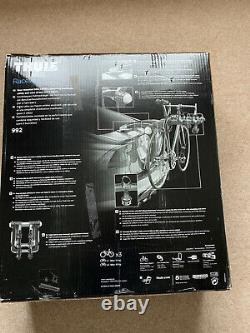Thule RaceWay 992 Rear Mounted 3 Cycle Carrier Brand New And In Unopened Box