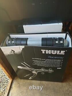 Thule Raceway 3 Rear Mount 3 Normal Bikes or 2 eBikes Cycle Carrier 45-50 kg max
