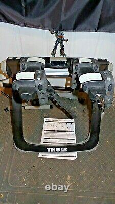 Thule Raceway 9001 2 Bike Rear Trunk Rack