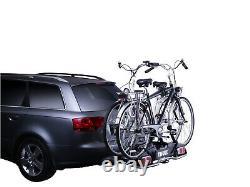 Thule Rack Carrier Tow Trailer Hitch Euro Power 915 2 E-Bikes 60kg Foldable 13