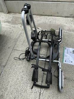 Thule Two Bike Rack Carrier Tow Bar Hitch Mounted Euroride 940 13 pin