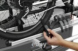 Thule WanderWay 2 Bike Rack, Rear Mounted with Raised Platform for VW