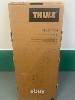 Thule Yepp Maxi EasyFit Rack-Mounted Child Bike Seat BLACK