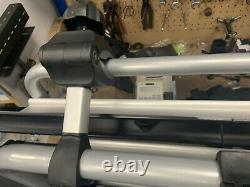 Thule backpac 973 Bike Rack, Includes 3rd & 4th Bike Adapters, Vw Transporter Kit