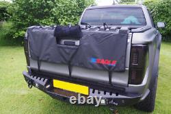 To fit Mitsubishi L200 Tailgate Bike Pad Bike Rack