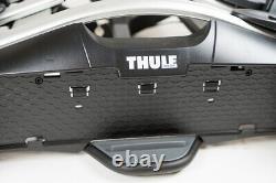 Towbar Mounted 3 Bike Carrier Thule Coach 276 + 4-Bike Adapter NEW ^