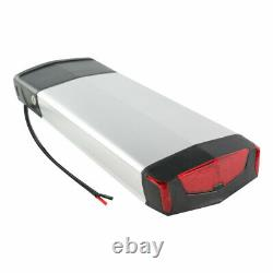 UK 36V 13AH 250W-500W LED Rear Rack Lithium Battery For E-bike Electric Bicycle