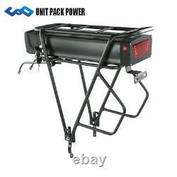 UPP 48V 20Ah Rear Rack Type Luggage Battery Electric Bike 1000W 1500W Lithium