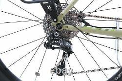 USED 2016 Trek 920 56cm Gravel Touring Bike 29 Wheels Front/Rear Racks Bar End