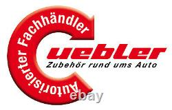 Uebler Rear Rack Carrier Primavelo Family For VW T6 4 Bikes 70kg Aluminium 30364