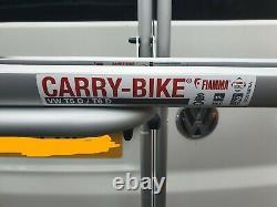 VW T5 Transporter Fiamma Carry-Bike Rack VW T5 and T6 (Double Rear Doors)