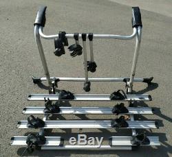 VW Transporter T6 Rear Tailgate 4 Bike Rack Caravelle California 7E0.071.104