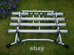 VW Volkswagen T6 OEM bike rack cycle carrier
