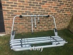 Vw T6 T6.1 Transporter Genuine 4 Bike Tailgate Bicycle Rack