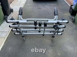 Vw Transporter T6 Genuine Tailgate 4 Bike Bicycle Cycle Holder Rack