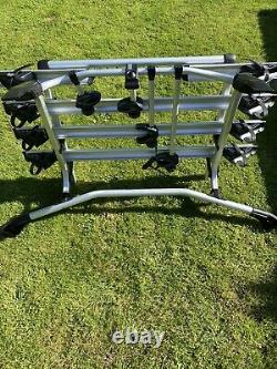 Vw transporter t6 bike rack