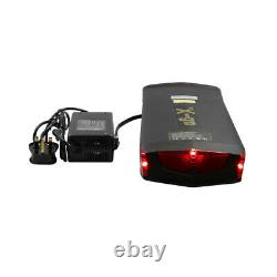 X-go 36V 13Ah 500W 750W LED E-bike Rear Rack Lithium Li-ion Battery withCharger UK